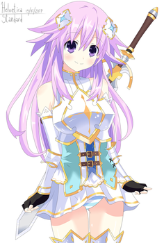 Paladin Adult Neptune by Helvetica5tandard
