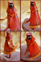 Journey sculpture closeups by Nakubi