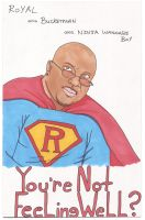 Royal Get Well Card 2009 by angelacapel