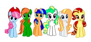 FREE MLP ADOPTS! by FrankinPoodle