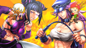 UltraStreetFighter4 Drawing by oetaro