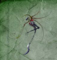 Mosquito from an awful dream by Todayer