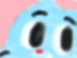 Gumball muro by CartoonDude95
