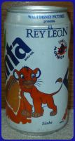 ( The Lion King ) Argentinan Fanta Simba Can by KrazyKari
