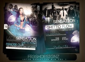 Latin Sensation by Fr3shz