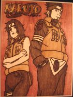 Asuma n Kurenai Comission by Obidesuka