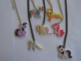 These were the first ones i got but r discontinued by FangtheFluffy