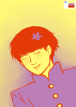 Palette Challenge Day 12: Sleeping Mob by omhira