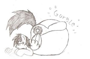 [MLP:FiM/Vore] Gluttonous Grounding by RusticPony