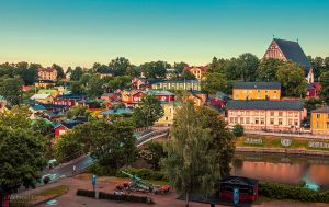 Old Porvoo by m-eralp
