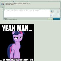 Yeah, keep telling yourself that by MephilesfanforSRB2