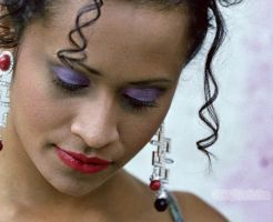 Angel Coulby by MagicalPictureMaker