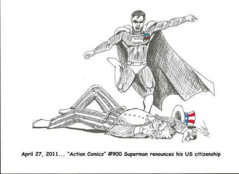 Superman's Betrayal by BluePhoenixx