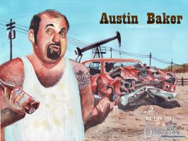 Meet Austin Baker, The Second Owner by FastLaneIllustration