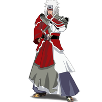 jiraiya by RendyLJoex