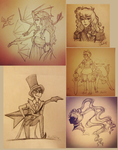 Sketches by PunVisual