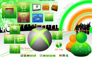 Xbox 360 Theme Pack by JoScoRo