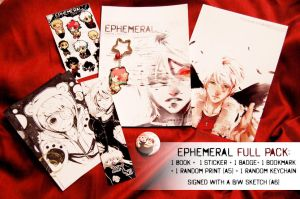 Ephemeral fullpack chap 1 FR ENG by EphemeralComic