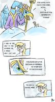 Not a clever Mare by Sensko
