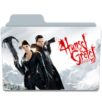 Hansel and Gretel Witch Hunters Folder Icon by efest