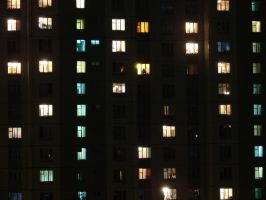 Moscow lights by Catoram-A