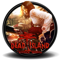 Dead Island Ryder White DLC Icon by SidySeven