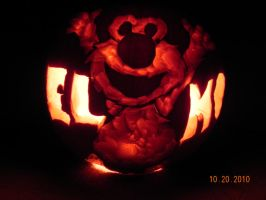 Elmo by Cvetme