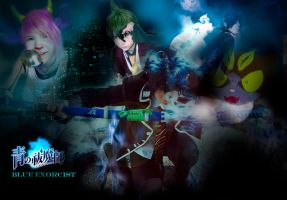 BLUE EXORCIST COSPLAY COVER - EPIC PICTURE by K-I-M-I