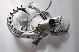 Viperfish4 by HubcapCreatures