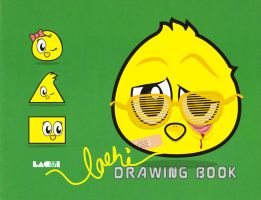 Lachi Drawing Book by LACHI17