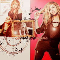 Avril Lavigne by knockingoout
