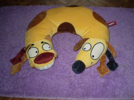 Catdog toy by HeinousFlame