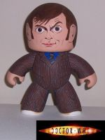 The 10th Doctor Mighty Mugg by Calcifer-Boheme