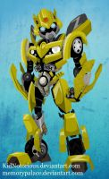 Kid Bumblebee by memorypalace