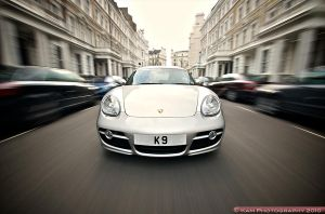 Cayman S by kam-photo