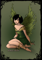 Toph Fairy by rosedawn21