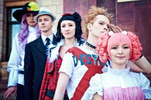 Paradise Kiss 2 by Megraam