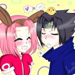 Happy easter sasuke kun by CherryBlossomNya