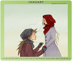 ChoIno - January by loknnica