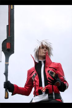 Ragna The Bloodedge cosplay 4 by Elffi