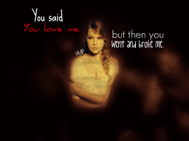 Taylor Swift by Ashley44598X