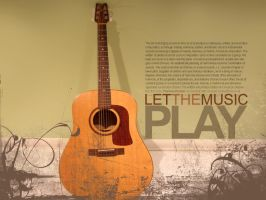 Let the Music Play by jestible