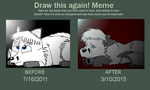 Draw This Again Meme by TurboPikachu
