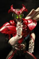 Kamen Rider Stronger - pict11 by backlash76