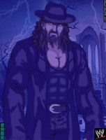 Undertaker: From the Ashes by TheALVINtaker