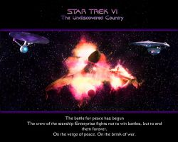 Star Trek VI: The Undiscovered Country by stick-man-11