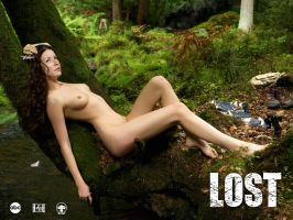 Evangeline Lilly - LOST by AgentFaux
