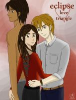 Love Triangle -Contest Entry- by Amishanda