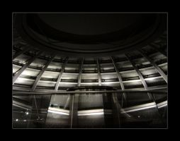 Roof of the Reichstag by JonasLuc