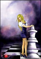 Checkmate by Misa by reenheart